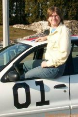 Me with my car